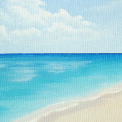 Peaceful Seashore